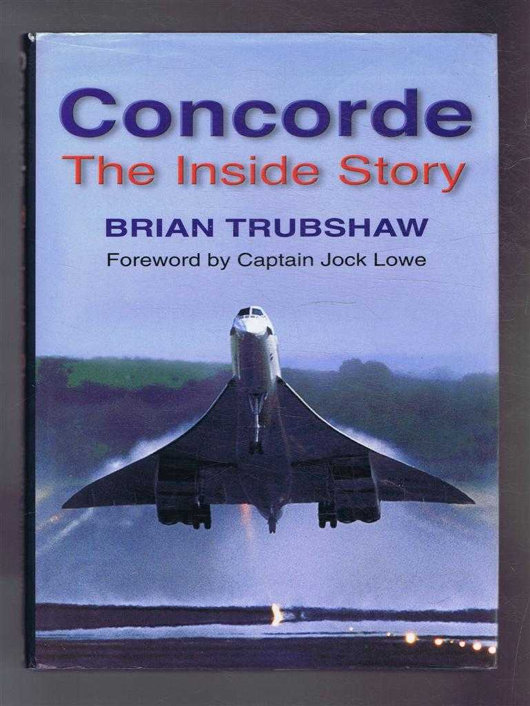Image for Concorde - The Inside Story