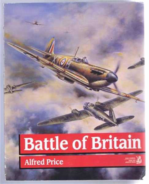 Battle of Brtain, Alfred Price