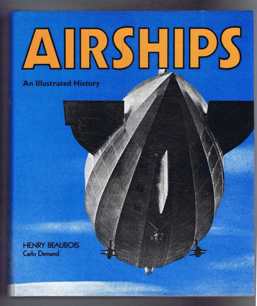 Image for Airships. An Illustrated History