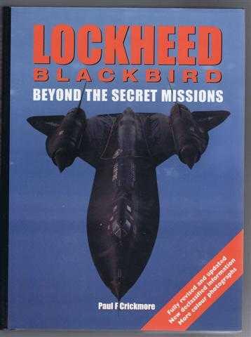Image for Lockheed Blackbird Beyond Secret Missions