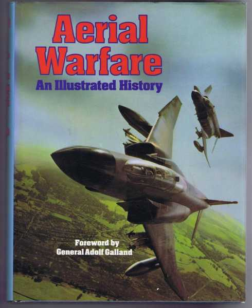 Image for Aerial Warfare, an Illustrated History