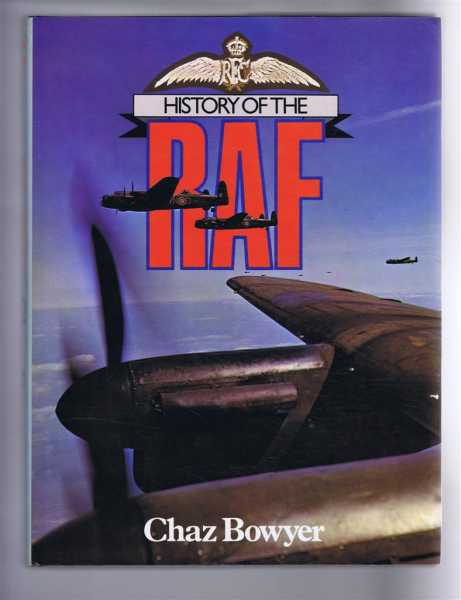 Image for History of the RAF