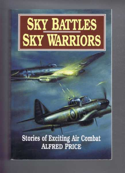 Image for Sky Battles: Sky Warriors. Stories of Exciting Air Combat.