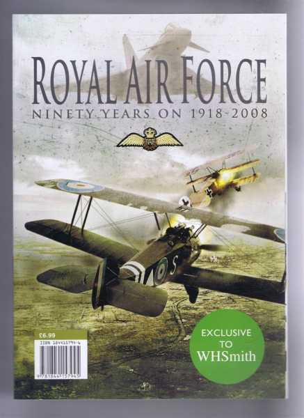 Image for Royal Air Force, Ninety Years On, 1918-2008