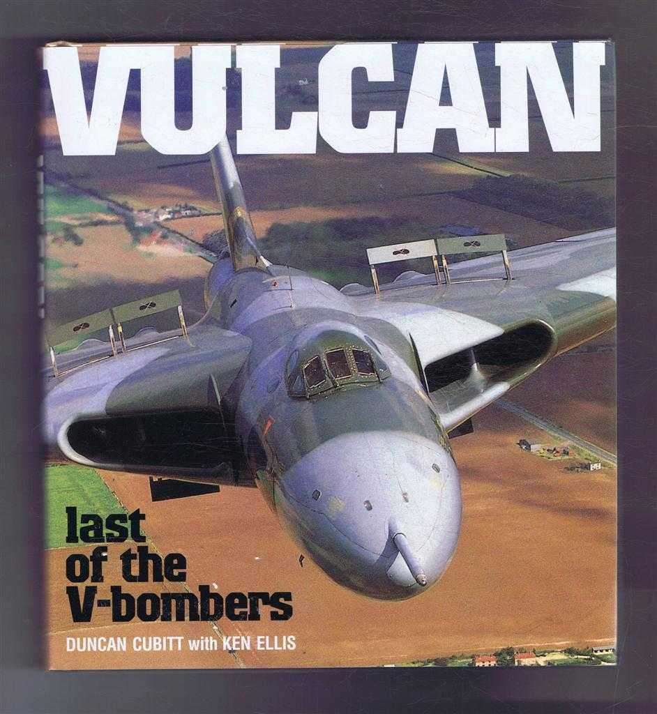 Image for Vulcan, last of the bombers