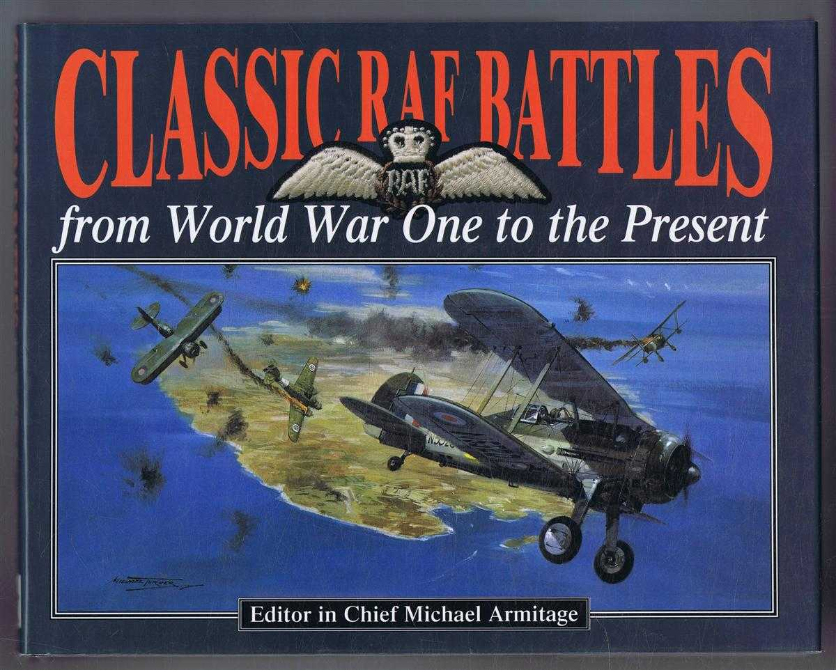 Image for Classic RAF Battles from World War One to the Present
