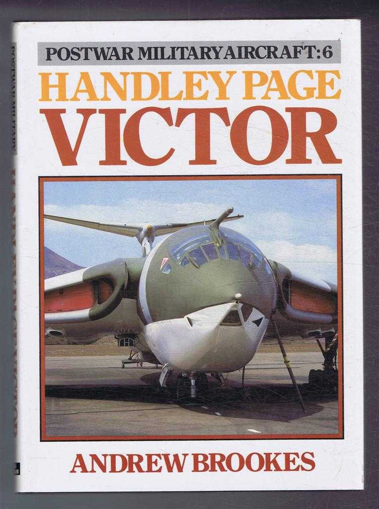Image for Postwar Military Aircraft 6. Handley Page Victor