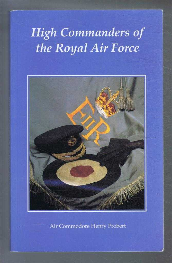 Image for High Commanders of the Royal Air Force
