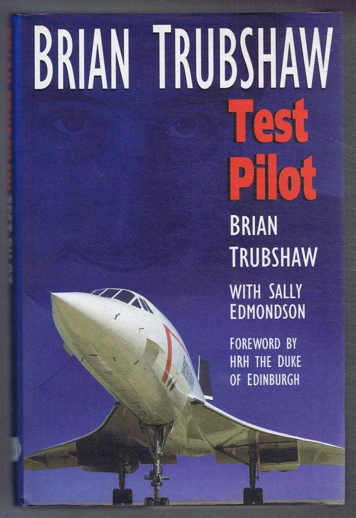 Image for Brian Trubshaw, Test Pilot