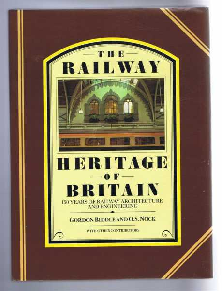 Image for The Railway Heritage of Britain: 150 Years of Railway Architecture & Engineering