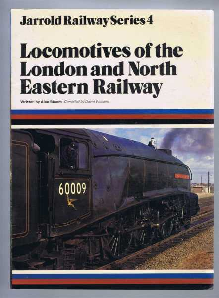 Locomotives of the London and North Eastern Railway, Bloom, Alan
