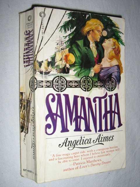 Samantha, Aimes, Angelica