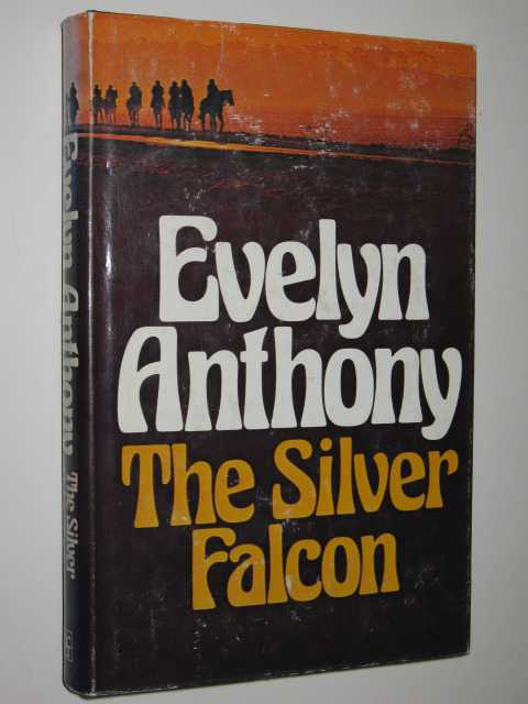 The Silver Falcon, Anthony, Evelyn