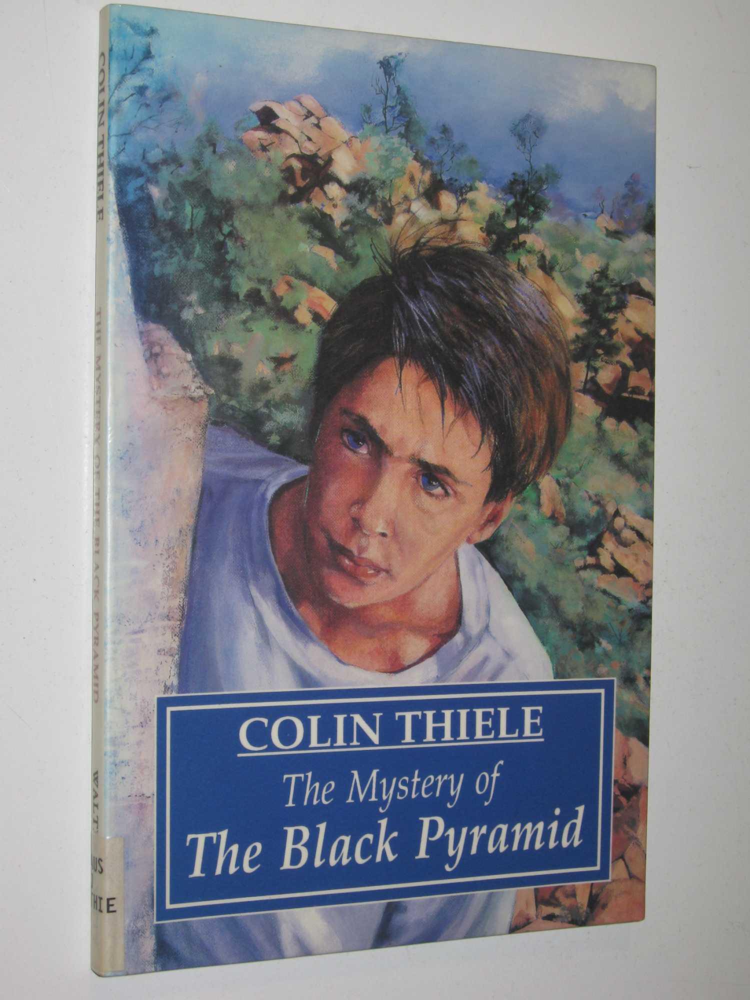 The-Mystery-of-the-Black-Pyramid-by-COLIN-THIELE-1996-1st-ed-Medium-PB