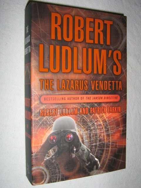 Image for The Lazarus Vendetta