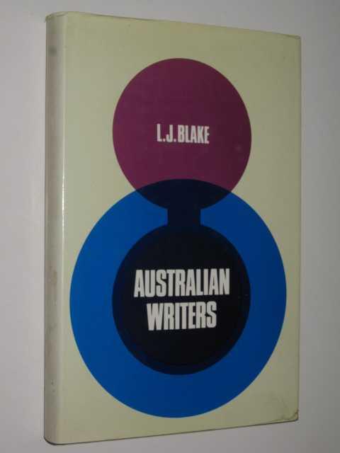 Australian Writers, Blake, L J