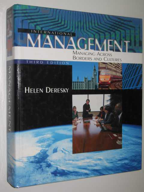 International Management : Managing Across Borders and Cultures, Deresky, Helen