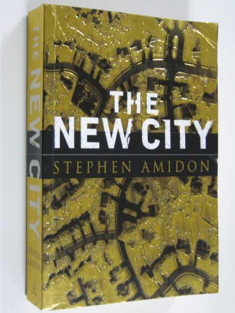 The New City, Amidon, Stephen
