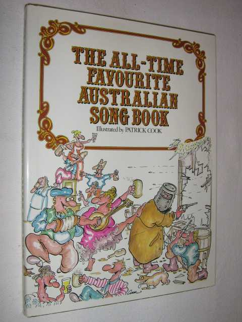 Image for The All-Time Favourite Australian Song Book
