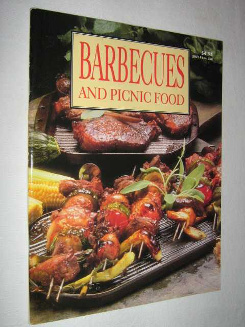 Barbecues and Picnic Food, Author Not Stated