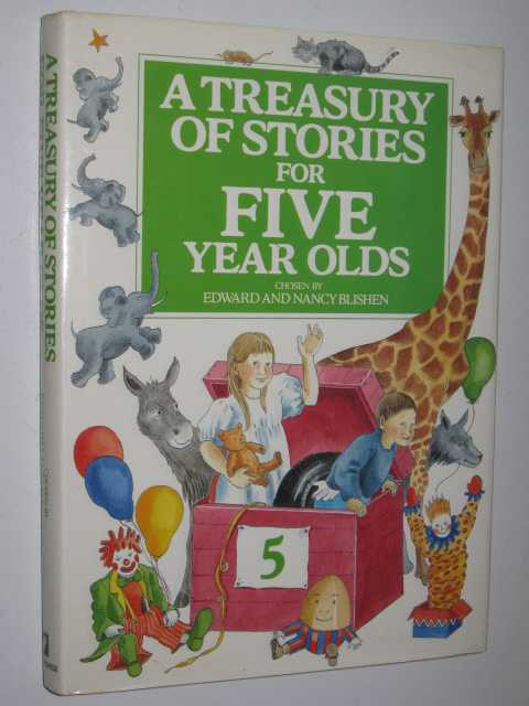 A Treasury of Stories for Five Year Olds, Blishen, Edward & Nancy
