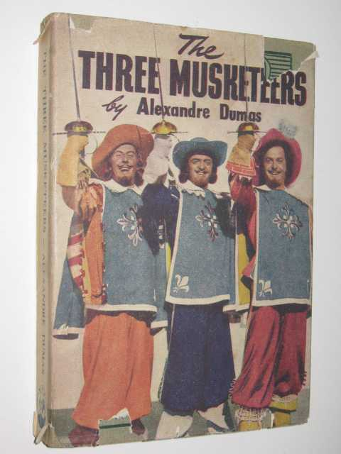 The Three Musketeers, Dumas, Alexandre