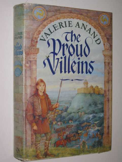 The Proud Villeins - Bridges Over Time #1, Anand,V.