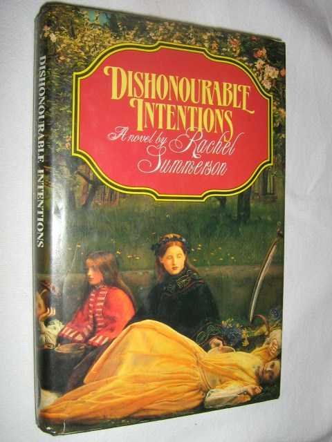 Dishonourable Intentions, Summerson, Rachel