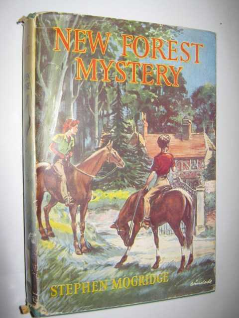 New Forest Mystery, Mogridge, Stephen