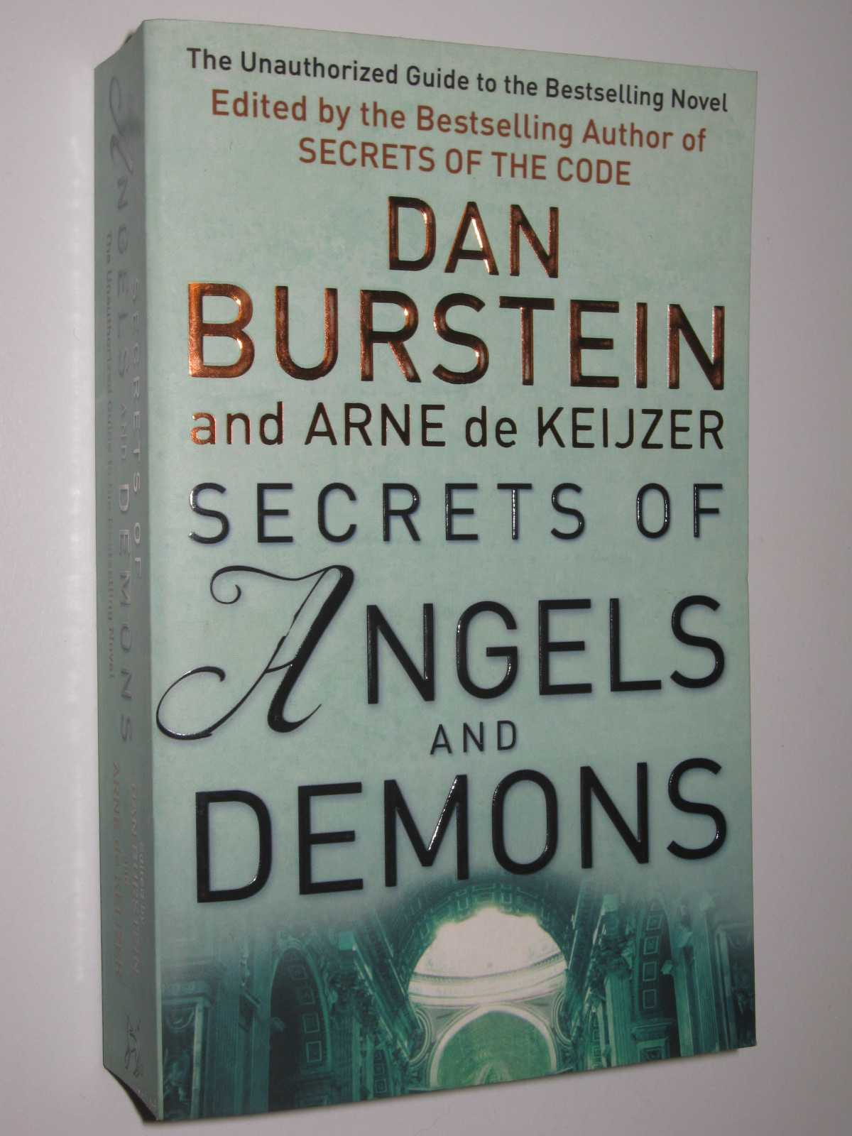 Secrets of Angels and Demons, Burstein, Daniel