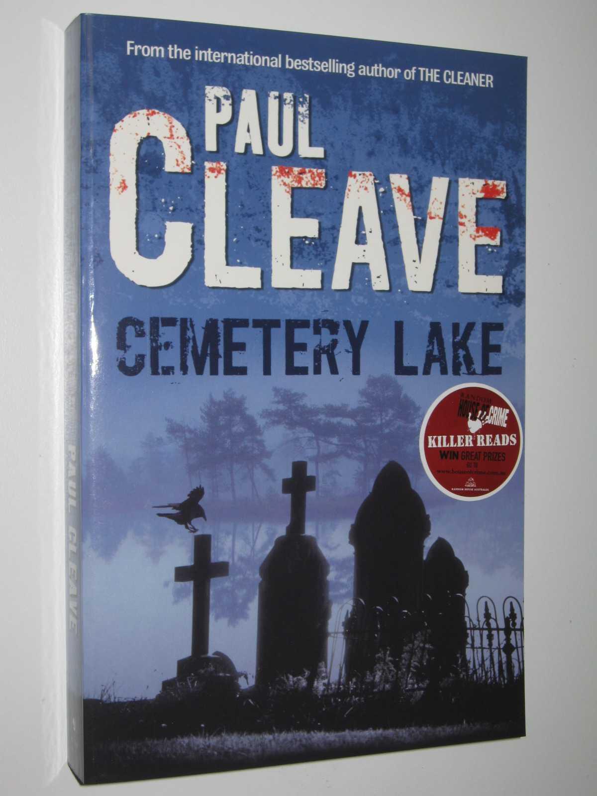 Cemetery Lake, Cleave, Paul