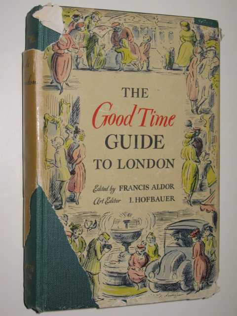 Image for The Good Time Guide to London