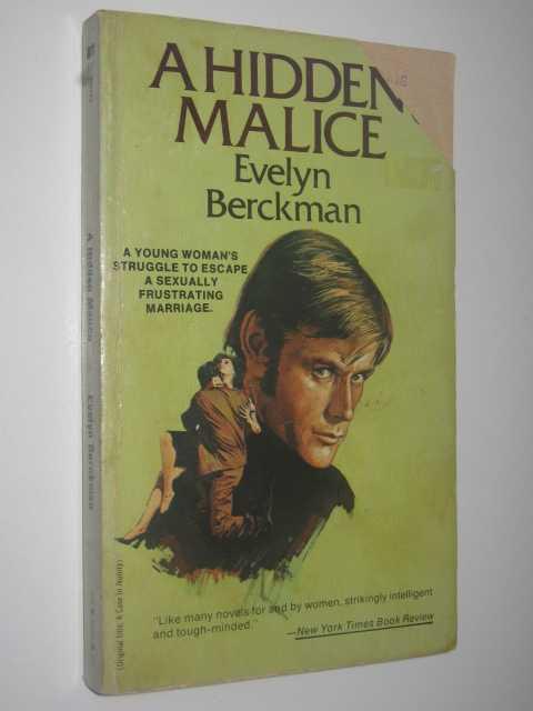 A Hidden Malice (A Case in Nullity), Berckman,Evelyn