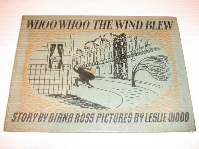 Whoo Whoo the Wind Blew, Ross, Diana