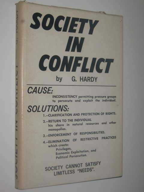 Society in Conflict, Hardy, G