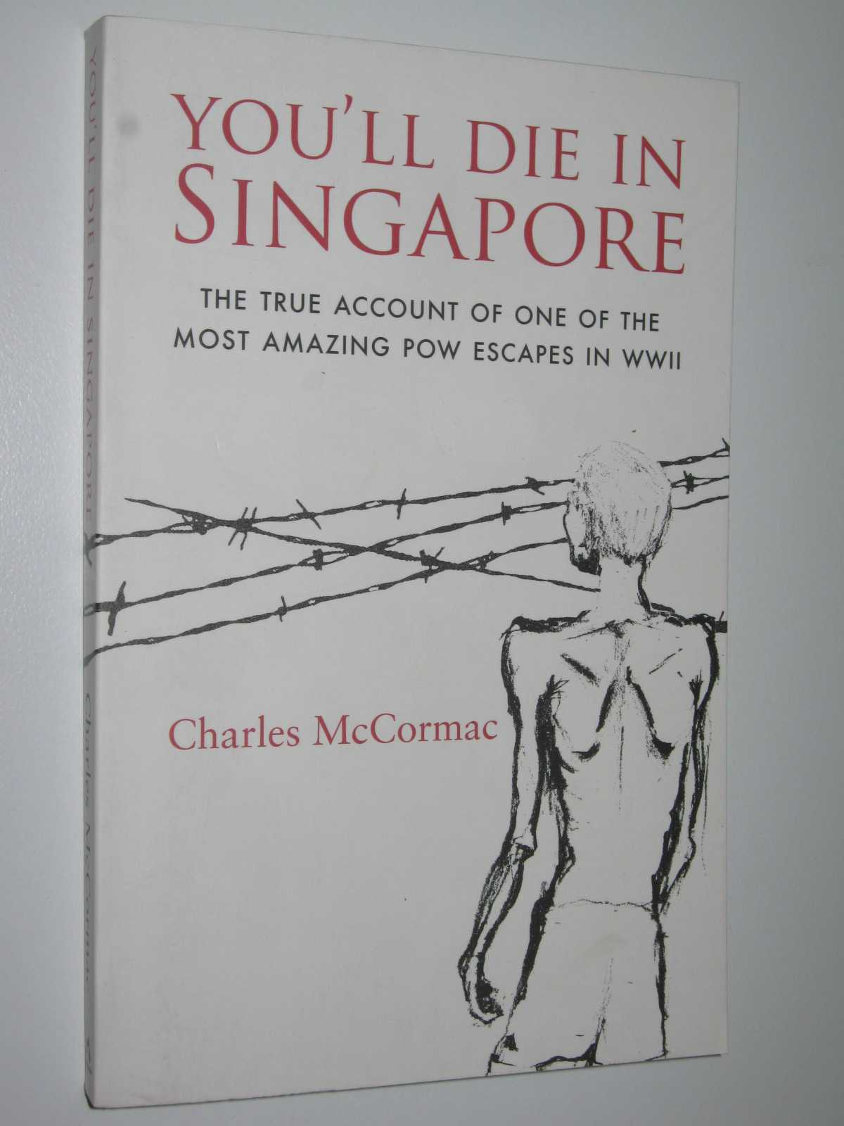 Image for You'll Die in Singapore
