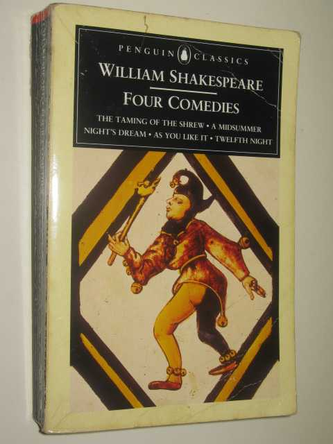 the success and failure of humor in william shakespeares twelfth night and the taming of the shrew The tragical history of christopher marlowe february 1564-may 30 success and failure the taming of the shrew.