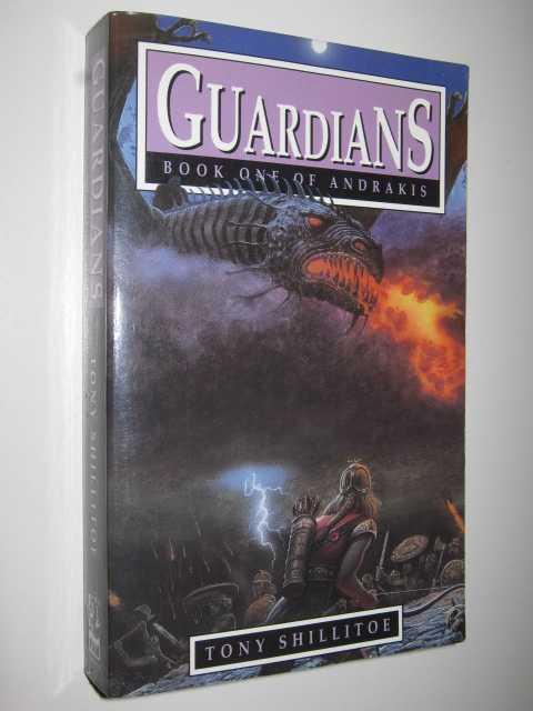 Guardians - Andrakis #1, Shillitoe, Tony