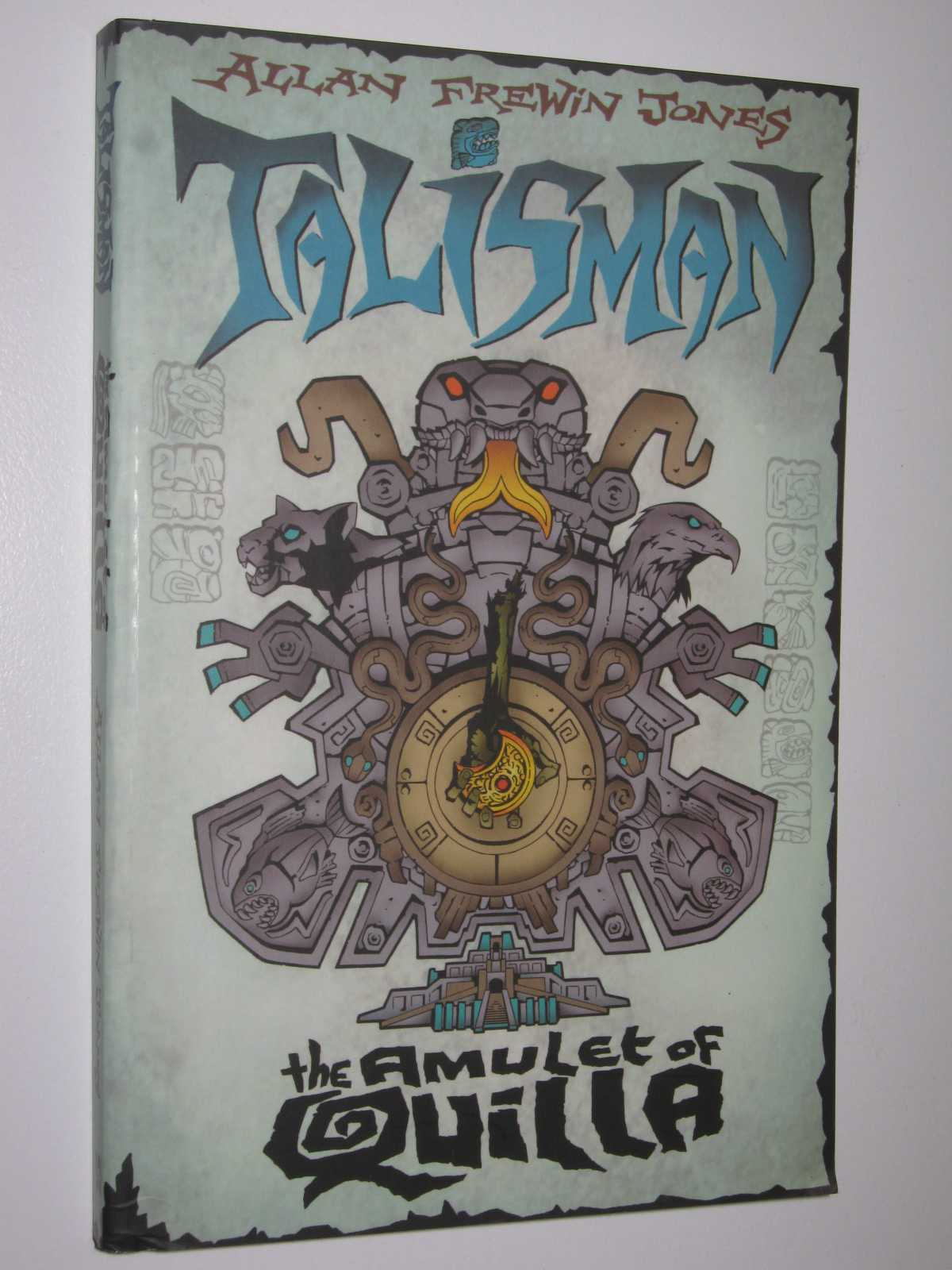 Image for The Amulet of Quilla - Talisman Series