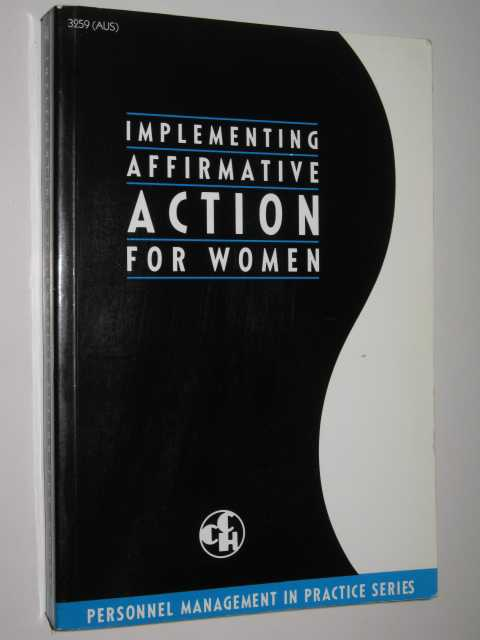 Implementing Affirmative Action for Women, Author Not Stated