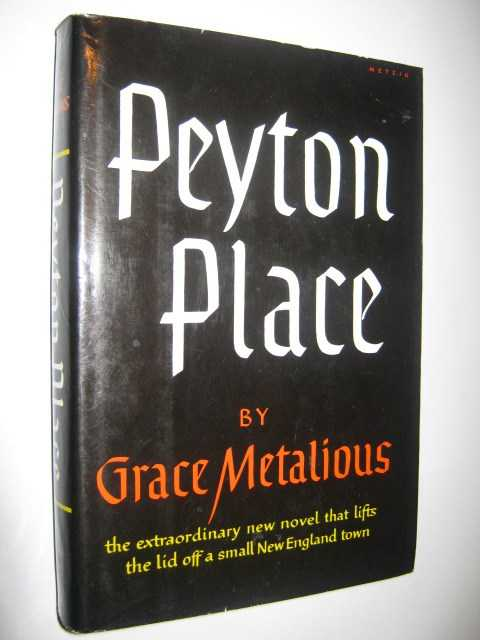 Peyton Place, Metalious, Grace