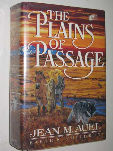 The Plains of Passage - Earth's Children #4, Auel,Jean M.