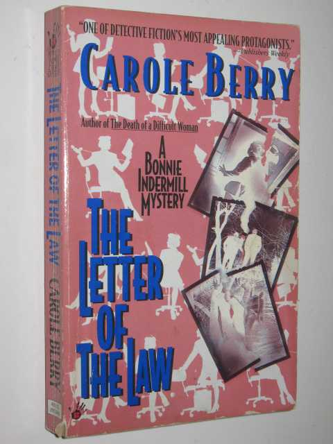 The Letter of the Law, Berry, Carole