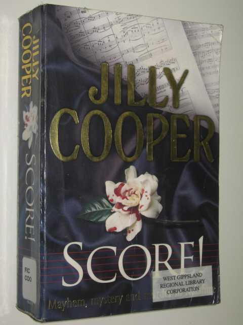 Score-by-JILLY-COOPER-1999-Large-PB-0593045475-Bantam-Press