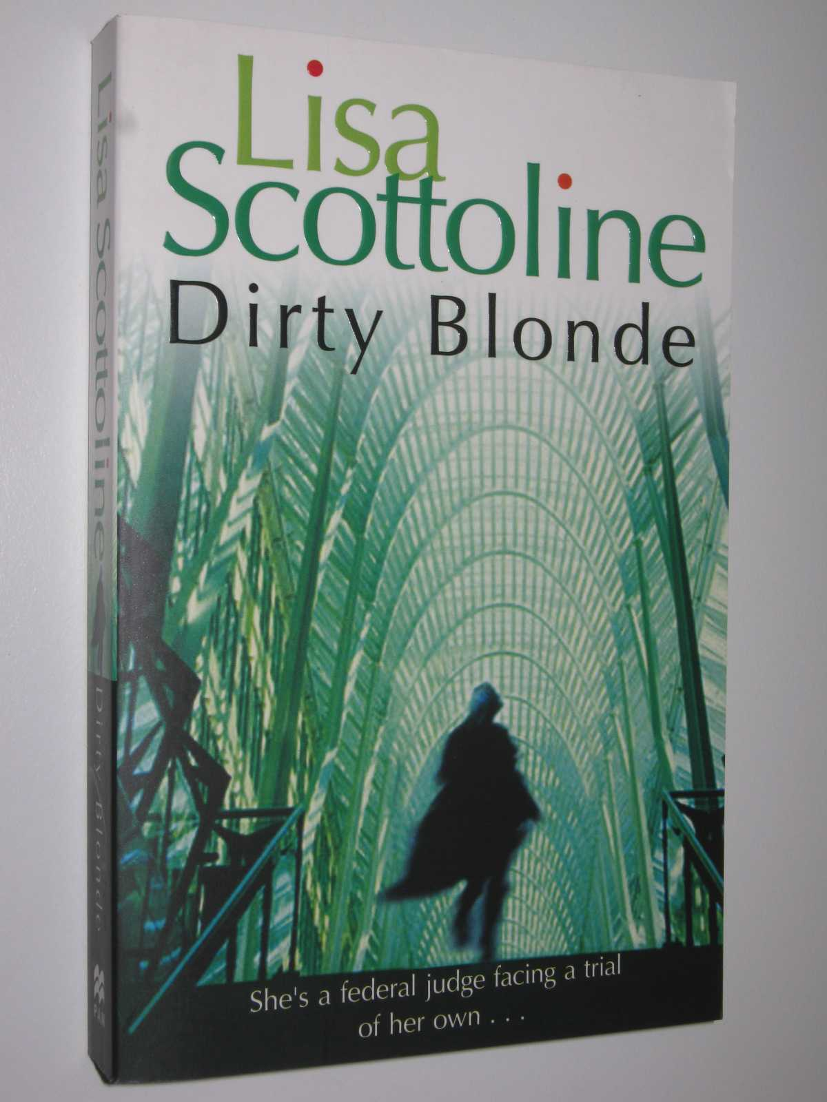 Dirty Blonde, Scottoline, Lisa