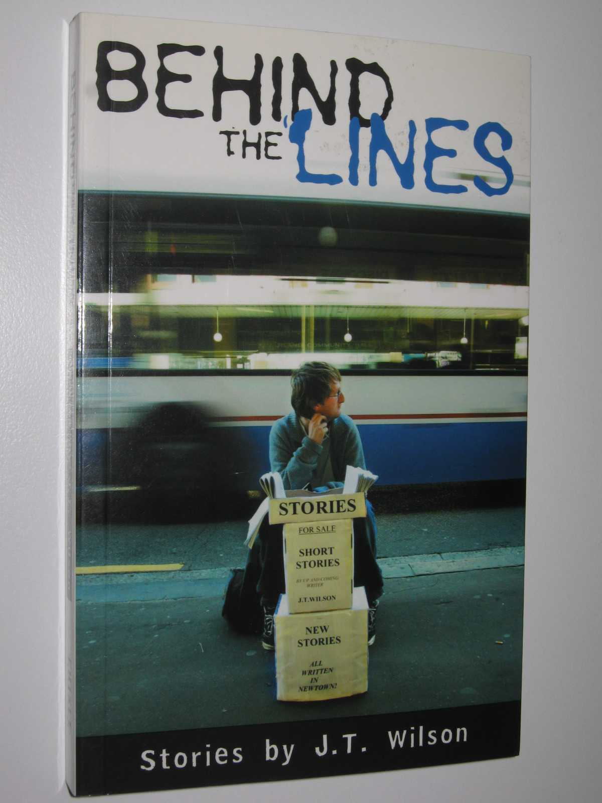 Image for Behind The Lines