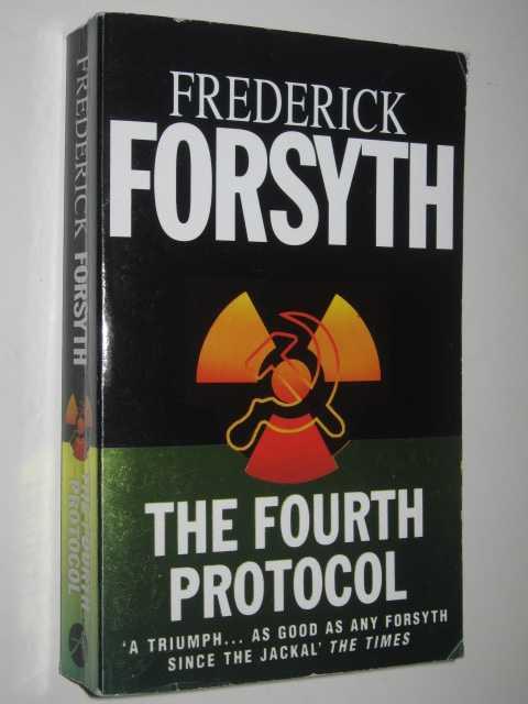 The Fourth Protocol, Forsyth, Frederick