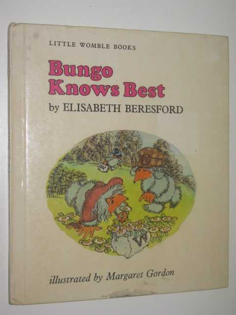 Image for Bungo Knows Best - Little Womble Series