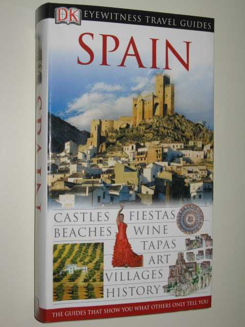 Eyewitness Travel Guide : Spain