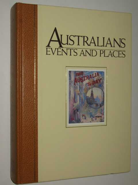 Australians, Events and Places, Aplin,Graeme & McKernan, Michael & Foster, S. G.